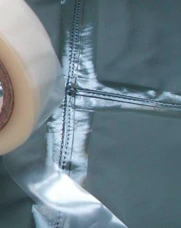 Гермолента для герметизации швов палаток, тентов, одежды, снаряжения