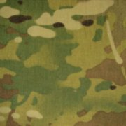 "CORDURA COATED NYLON FABRIC 500 DENIER PU (Original MultiCam®) 58-60"" WIDE"